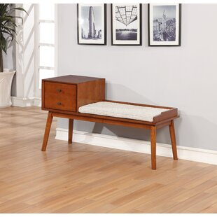 Ebern Designs Earlville Storage Bench