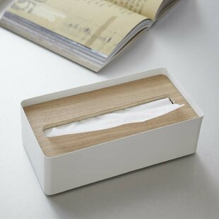 Compare prices Eva Tissue Box Cover ByLangley Street