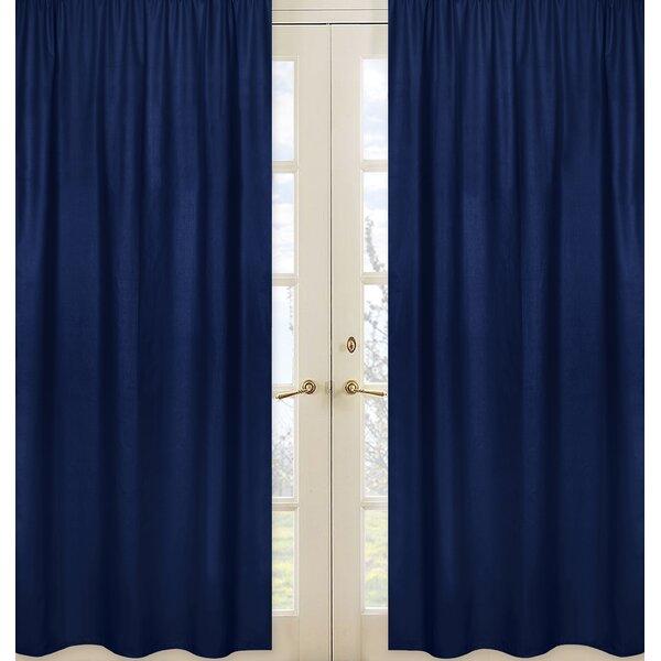 navy blue bedroom curtains You\'ll Love in 2019 | Wayfair