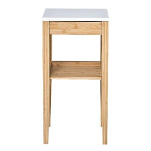 Staley End Table by Mercury Row