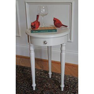 Chelsea End Table by Carolina Accents