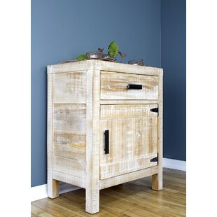 Laurence 1 Drawer 1 Door Accent Cabinet
