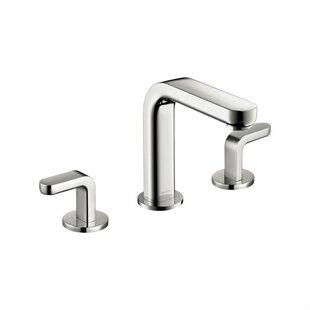 Coupon Metris S Two Handles Widespread Standard Bathroom Faucet ByHansgrohe