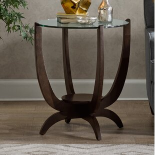 Truman End Table by Madison Park Signature
