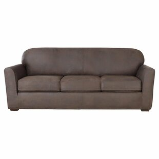 Ultimate Stretch Box Cushion Sofa Slipcover