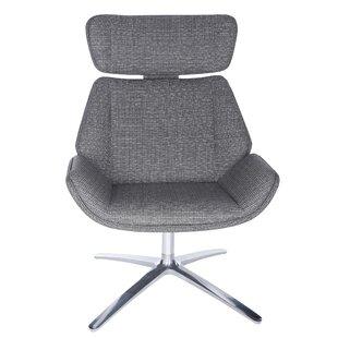 Orren Ellis Lobo Swivel Lounge Chair