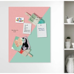 Magnetic Wall Mounted Photo Memo Board By Ebern Designs