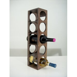 Rutherford 5 Bottle Tabletop Wine Rack (S..