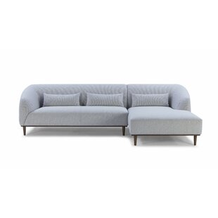 Doney Sectional by Ivy Bronx