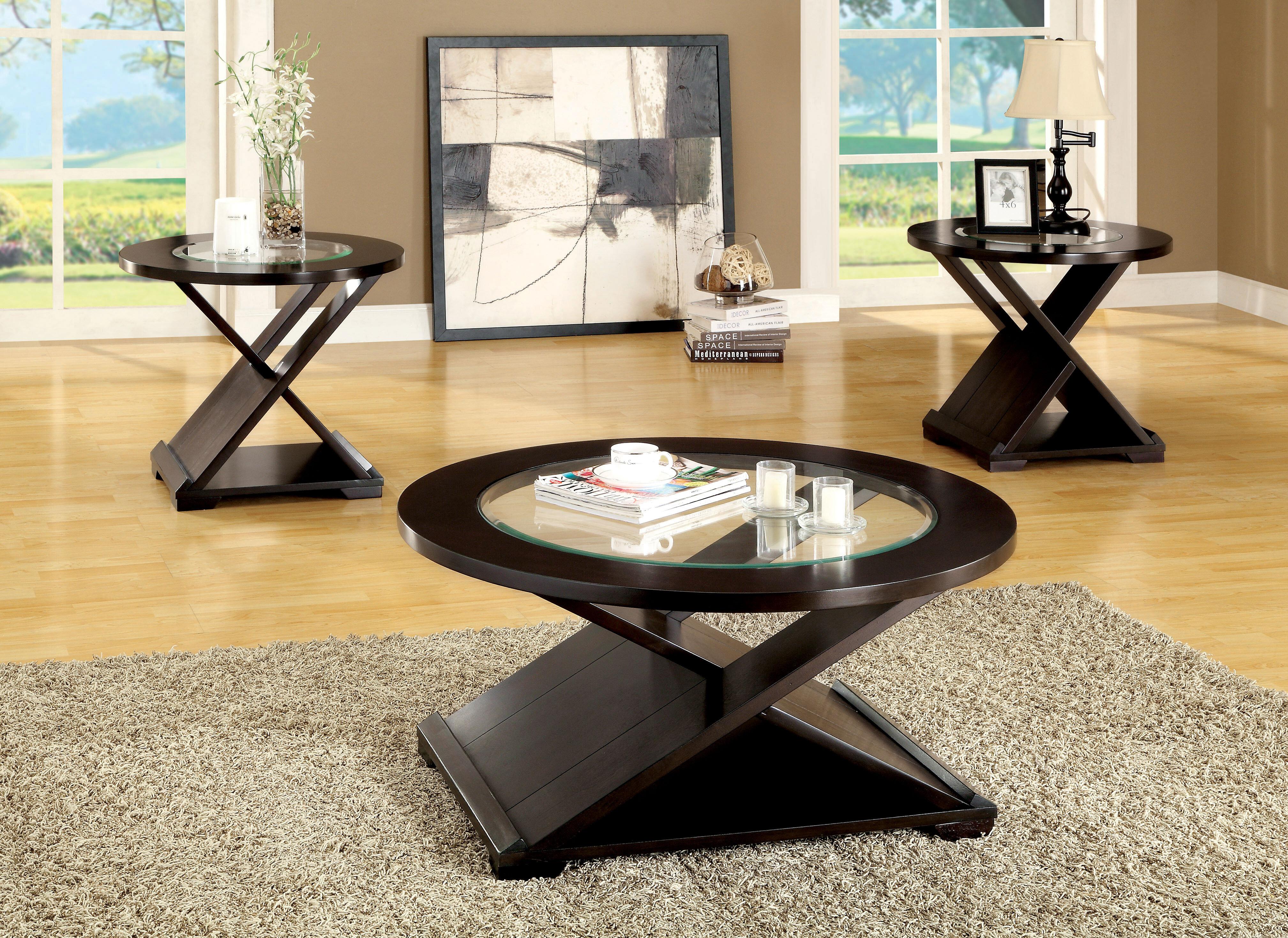 Buariki 11 Piece Coffee Table Set