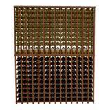 Premium Cellar Series 280 Bottle Floor Wine Rack by Wineracks.com