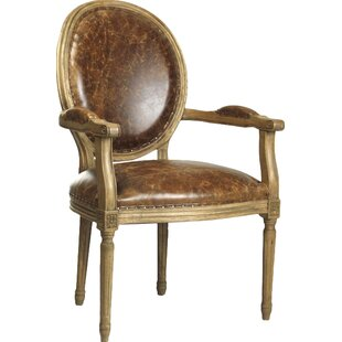 Zentique Medallion Armchair