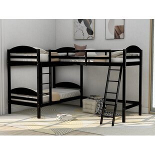 Walther Twin Bed by Harriet Bee