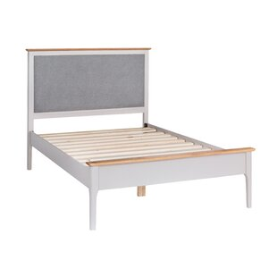 Attleboro Upholstered Bed Frame By Brambly Cottage