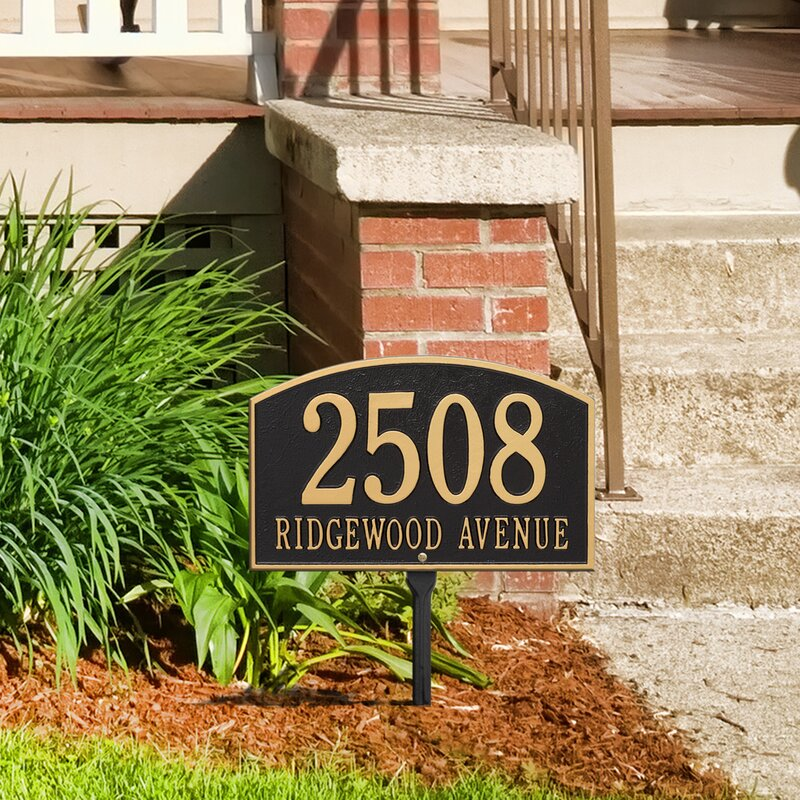 Ghost Aged Rust Double-Sided Weather-Resistant Yard Sign Black Friday Sale CGSignLab 18x12