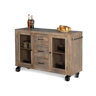 Waldron Rolling Sideboard by Loon Peak