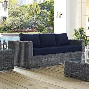 Keiran Sofa with Cushions by Brayden Studio