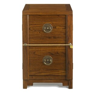 Hangzhou 2 Drawer Vertical Filing Cabinet By Bloomsbury Market
