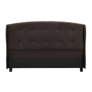 Goodloe Upholstered Wingback Headboard