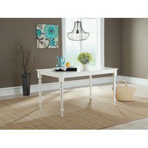 Hampton Dining Table by Beachcrest Home