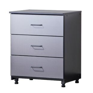 Tuff Stor Tough Storage Systems 34 H x 27 W x 21 D Three Drawer Unit by Tuff Stor