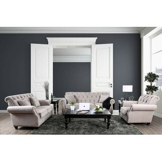 Alexys Modern Victorian Configurable Living Room Set by Rosdorf Park SKU:CA253088 Description