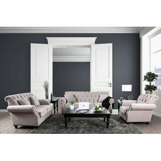 Alexys Modern Victorian Configurable Living Room Set by Rosdorf Park SKU:CA253088 Description