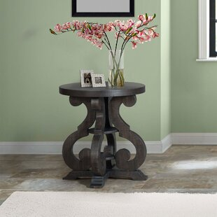 Astorga End Table by Lark Manor