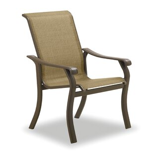 Villa Stacking Patio Dining Chair (Set of 2)