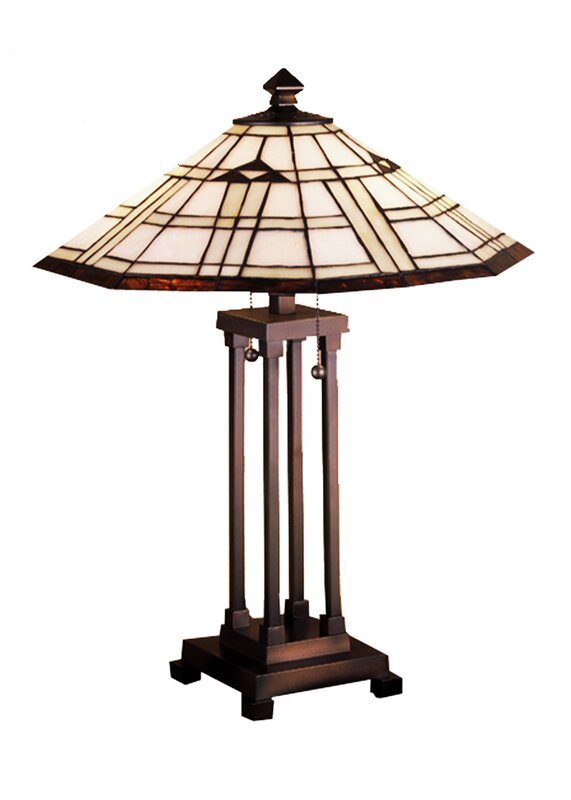 "Arrowhead Mission 24"" Table Lamp"