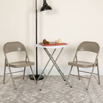 Cosco Home And Office Vinyl Padded Folding Chair Wayfair