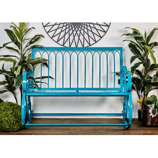 Khadir Metal Garden Bench