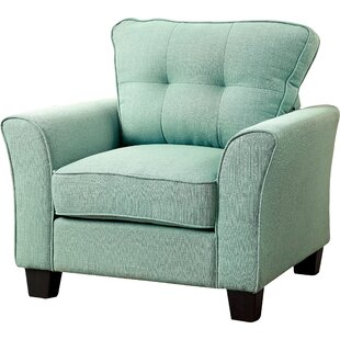 Mcneely Linen Armchair by Darby Home Co