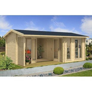 Montrose 19 X 12 Ft. Tongue & Groove Summer House Image