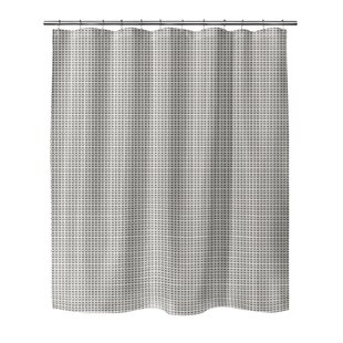 Orren Ellis Stevens Shower Curtain