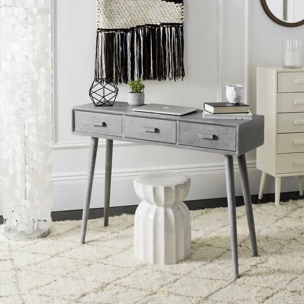 Mercury Row Beem 3 Drawer Console Table & Reviews by Mercury Row