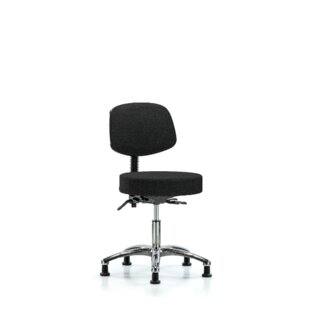 Dalia Desk Height Adjustable Lab Stool