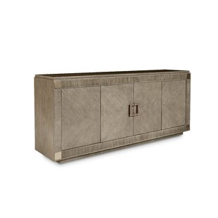 Albright Credenza by Everly Quinn Cheap