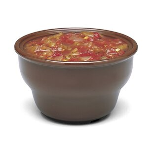 Melamine 8 Oz. Salsa Soup bowl (Set of 36)