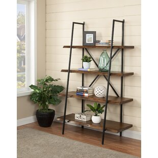 Ugarte Ladder Bookcase by Gracie Oaks