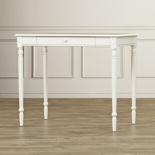 Ariella Solid Wood Writing Desk by Andover Mills