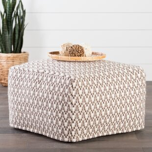 Roberta Pouf by Bungalow Rose