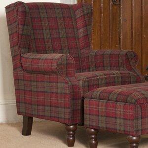 Berthoud Wingback Chair
