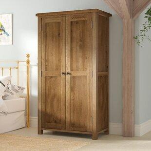 Rayleigh 2 Door Wardrobe By Gracie Oaks