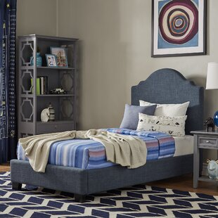 Agawam Twin Panel Bed by Mistana