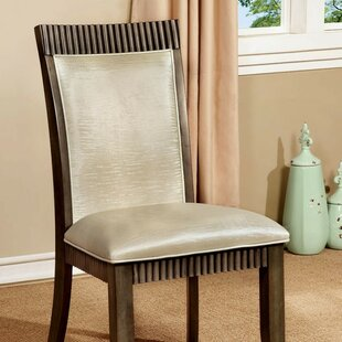 West Harptree Upholstered Dining Chair (Set of 4)