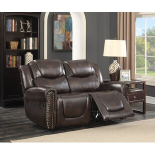 Aayush Living Room Reclining Loveseat