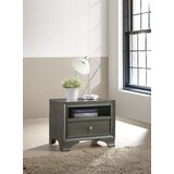 Guin 1 Drawer Nightstand by Alcott Hill®