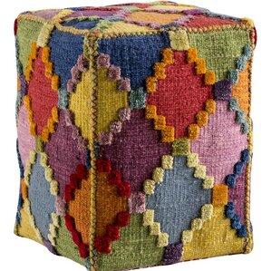 Baptiste Cube Ottoman by Hokku Designs
