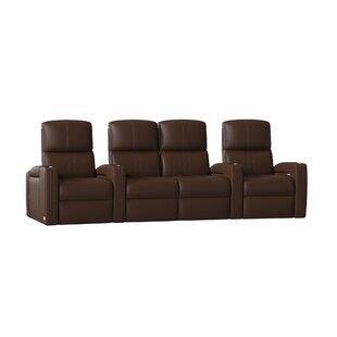 Flash HR Series Home Theater Row Seating Row of 4